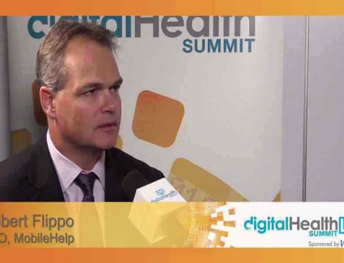Robert Flippo, CEO, MobileHelp at DigitalHealthLIVE @ CES