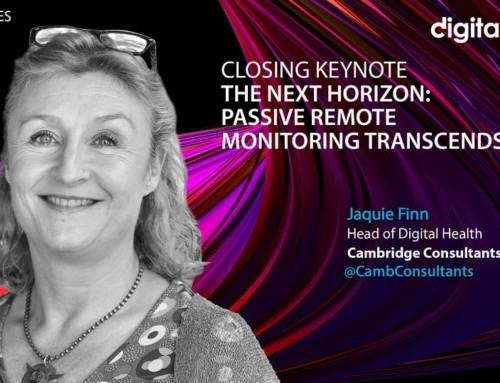 CLOSING KEYNOTE — The Next Horizon: Passive Remote Monitoring Delivers Deep Clinical Impact Gallery