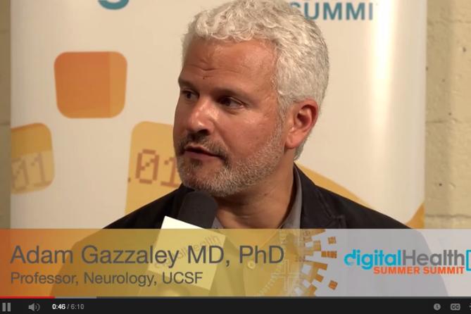 Adam Gazzaley – Digital Health Summer Summit